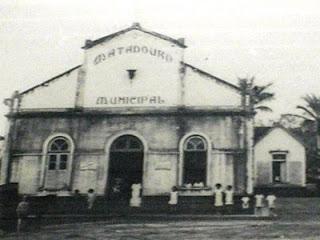 Matadouro Municipal antes de 2009